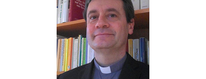 Pater Gianluca Carlin FSCB © privat