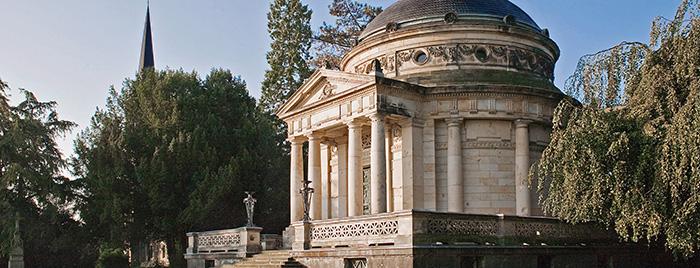 Mausoleum von Carstanjen © privat