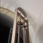 Aufbau Orgel Herz Jesu 2018 © privat