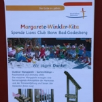 Einweihung Außengelände Margarete-Winkler-Kita 2019 © privat