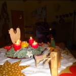 Adventsfeier der Sonnengruppe