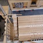 Bau Orgel Herz Jesu 2018