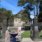 Tag des offenen Mausoleum von Carstanjen 2020 © Anke Müller