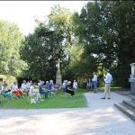 Tag des offenen Mausoleum von Carstanjen © Anke Müller