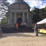 Tag des offenen Denkmals Mausoleum von Carstanjen 2017 © Manfred Wüllner