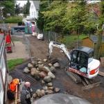 Umbau Außengeländer Margarete-Winkler-Kita 2019 © privat