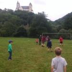Vater-Kind-Wochenende im Kloster Arnstein 2017