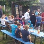 Vater-Kind-Wochenende Rursee 2017