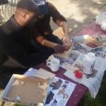 Vater-Kind-Wochenende Rursee 2018