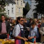 Verabschiedung und Einführung im Rheinviertel 3. September 2017 © Marcus Gastreich