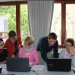 Workshop Ehrenamt Layout und Grafik 2014