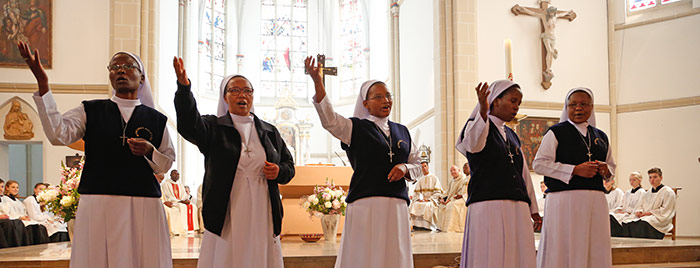 Evangelizing Sisters of Mary